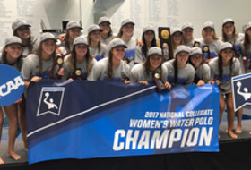 Stanford edges UCLA in final seconds to win NCAA women's water polo title