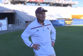 Former ASU quarterback Fran Urban revisits Tempe 60 years after starring under center