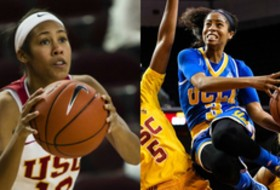 'Sunday Showdown' women's basketball preview: USC at No. 13 UCLA