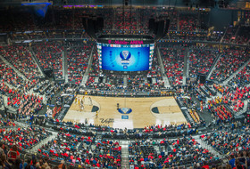 2018 Pac-12 Men's Basketball Tournament T-Mobile Arena