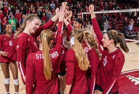 Stanford picked to repeat as Pac-12 volleyball champs