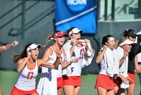 NCAA Women's Tennis Championships: Stanford comes back again to stun No. 3 Duke