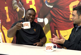 Tee Martin, Mike Yam sit down to detail USC football's rich tradition, JT Daniels' progression under center