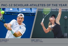 UCLA's Redlicki, USC's Smith named Pac-12 Tennis Scholar-Athletes of the Year