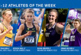 Pac-12 Track & Field Athletes of the Week (April 2, 2019)