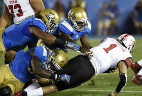 Kendal Thompson replaces Travis Wilson, Utah upsets UCLA