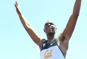Cal's Ray Stewart wins 110m hurdles, makes mother proud