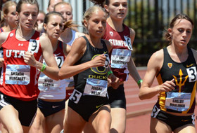 Oregon's Jordan Hasay named 2013 Track and Field Scholar-Athlete of the Year