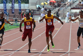 USC's BeeJay Lee claims 100 meter Pac-12 title