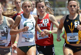 ASU's Happe, Oregon's Hasay scholar-athletes of the year