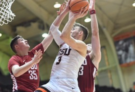 Recap: Oregon State men's basketball snaps four-game skid in win over Washington State