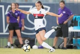 NCAA Women's Soccer Tournament: Arizona tops TCU; UCLA takes down SDSU
