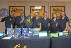 Cal Athletics demonstrates commitment to sustainability in winning 2018-19 Pac-12 Zero Waste Challenge for basketball