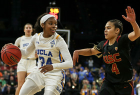 2020 Pac-12 Women's Basketball Tournament: No. 2 seed UCLA erases 15-point deficit to top No. 7 USC