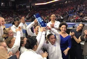 2019 Pac-12 Women's Gymnastics Championship: UCLA is the Pac-12 Champion for the second straight year