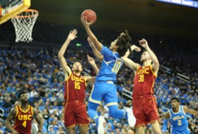 Final week of Pac-12 Men's Basketball league play packed with potential history