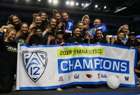 UCLA defends Pac-12 gymnastics championship