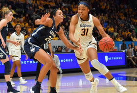 Michelle Smith WBB Feature: Cal's Kristine Anigwe focused on the game ahead