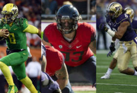 Fourteen football players earn first-team All-America honors