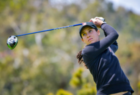 USC Leads After Day One of Pac-12 Women's Golf Championships Stanford's Valenzuela at 6-Under