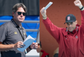 Stanford's Greg Meehan and Cal's David Durden tabbed U.S. swimming head coaches at 2020 Olympics