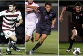 Three Pac-12 Men's Soccer student-athletes selected in MLS SuperDraft