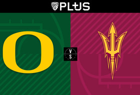 Extended Highlights: Oregon men's basketball rallies past Arizona State and advances to Pac-12 Tournament title game