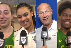 2019 NCAA Women's Final Four: Ducks say thank you to fans after season that vaulted them into national conversation