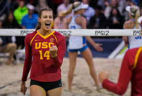 2019 Pac-12 Beach Volleyball Championship: USC tops UCLA in battle of nation's top two teams