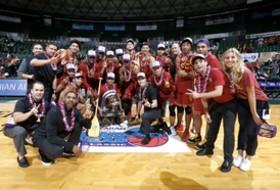 USC 2017 Diamond Head Classic champions