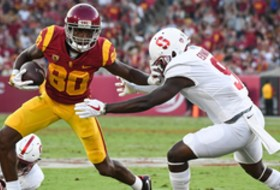 Cardinal and Trojans clash for Pac-12 Football Championship