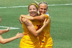 Recap: Two first-half goals help USC women's soccer down Iowa State