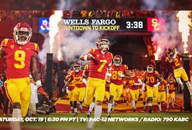 USC Football Returns to Coliseum to Host Arizona on Homecoming