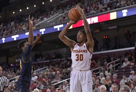 USC men's basketball dominates second half to defend home court vs. Cal