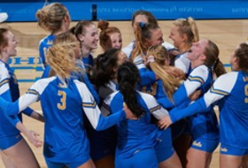OSU, UCLA are perfect after a week of Pac-12 volleyball action
