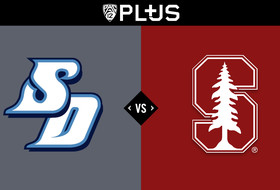 Extended Highlights: Stanford slips past San Diego at San Francisco's Chase Center