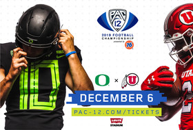 Utah clinches Pac-12 South, will meet Oregon in Pac-12 Football Championship Game