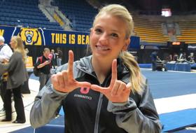 Utah crowned 2014 Pac-12 women's gymnastics champion