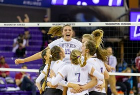 Three Pac-12 Volleyball teams compete at NCAA Regionals