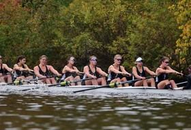 Stanford Repeats in Collegiate Eights