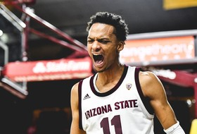 Highlights: Arizona State men's basketball stuns No. 22 Arizona on Alonzo Verge Jr.'s game-ender