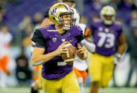 Roundup: Jake Browning becoming more comfortable as a leader