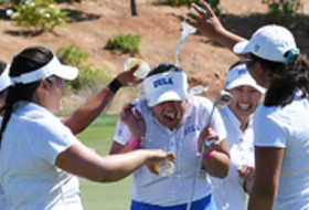 2017 Pac-12 Women's Golf Championships: UCLA's Lilia Vu claims individual title