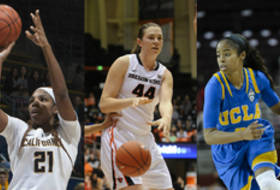 2014-15 Pac-12 Women's Basketball Honors