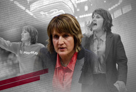 Live coverage today at 2pm PT of Washington State introductory press conference for Women's Basketball Head Coach Kamie Ethridge