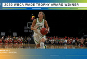 Honors roll in for Pac-12 women's basketball, including top honor for Ionescu