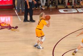 Recap: Courtney Ekmark's big day helps Arizona State women's basketball dominate Arkansas