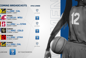 With an eye on Las Vegas for the upcoming Pac-12 Men's and Women's Basketball Tournaments, top hoops matchups across the conference continue on Pac-12 Networks
