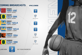 Eight ranked Pac-12 men's and women's basketball squads take center court this week on Pac-12 Networks