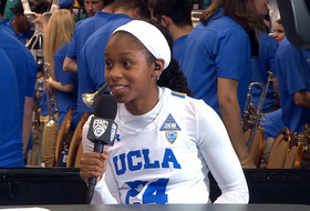 2019 Pac-12 Women's Basketball Tournament: UCLA's Japreece Dean credits the Bruins 'great leaders' for advancing to semifinals